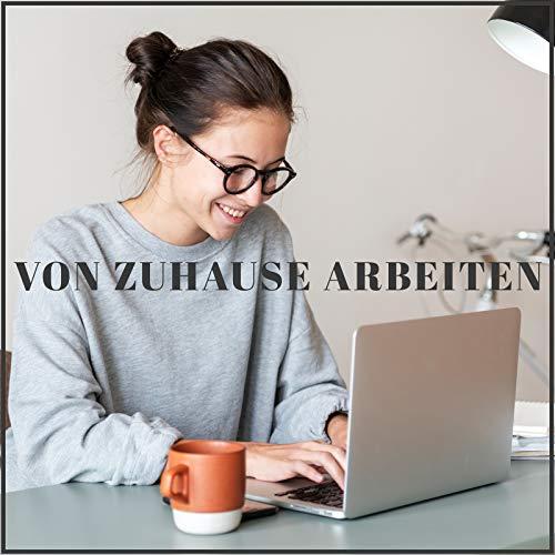 Von Zuhause Arbeiten - Home Office Entspannender Klaviermusik Hintergrund