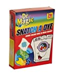 Image of Dr Magic Snatch A Dye Avoids Colour Runs in Mixed Washes 20 Sheets