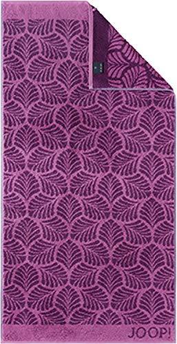 Joop! Essuie-mains Spirit Ornament, Coton, Lavande, Serviette de bain 80 x 150 cm