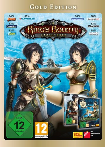 King's Bounty - Gold Edition