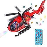 Hubschrauber Spielzeug mit Fernbedienung, Flugzeugspielzeug, Flugzeug...