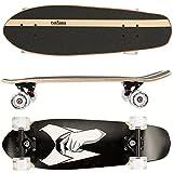 [page_title]-FunTomia Cruiser Midi-Board/Skateboard 65cm 7-lagigem kanadischem Ahornholz