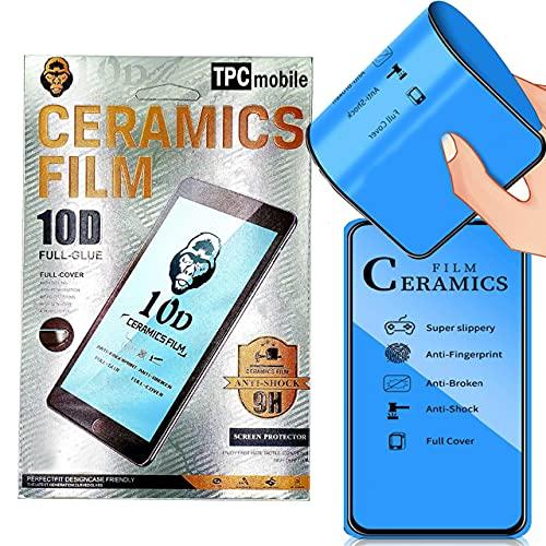 Protector Pantalla Cerámico Flexible - Dureza 10H - Anti Fractura - para Samsung Galaxy Tab S6 Lite 10.4 (P610)