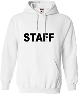 Adult and Youth Staff Sweatshirt Hoodie