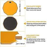 Immagine 2 topnaca drum practice pad kit