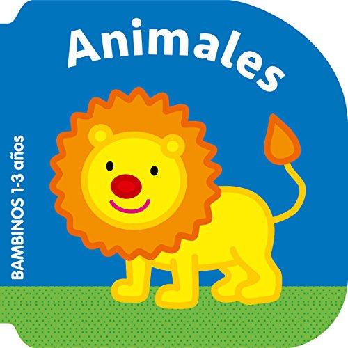 Bambinos. Libros de cartón. Animales