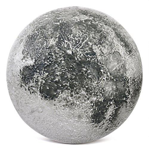 TRIXES Lámpara de Pared a Control Remoto Luna en MI Habitación