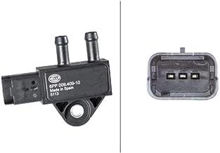 HELLA 6PP 009 409-101 Sensor, presión gas de escape - 3polos - atornillado