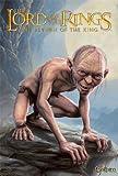 Der Herr der Ringe Poster Gollum Rare Hot New 24x 36