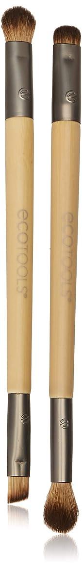 パイルグレード確執EcoTools Eye Enhancing Duo Set Bamboo & Recycled Materials (並行輸入品)