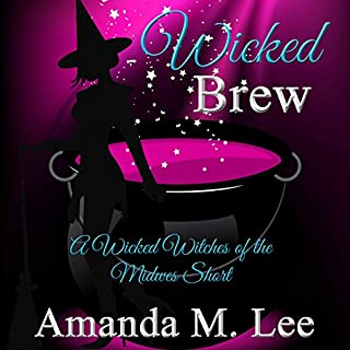 Wicked Brew audiobook cover art