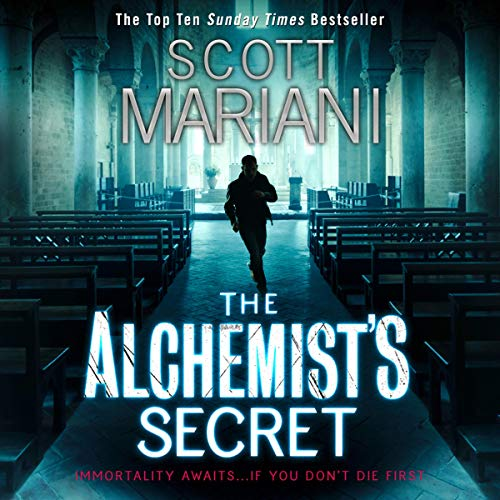 Couverture de The Alchemist's Secret
