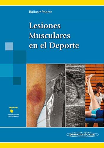 Lesiones musculares en el deporte (incluye version digital)