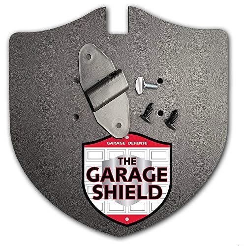 Garage Shield - One Door - Garage Door Protection Home Security - Proven Effective Against Intruders