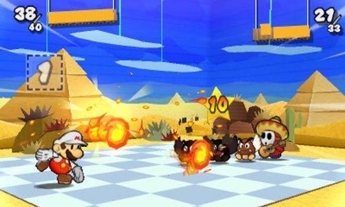 ペーパーマリオスーパーシール-3DS