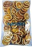 inerra secchi arancione fette - naturale natale potpourri profumato ghirlanda albero & ghirlanda decorazioni - 50 grams