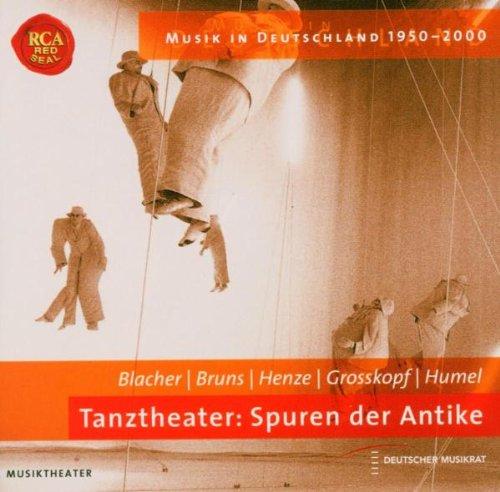 Musik in Deutschland 1950-2000. Tanztheater: Spuren der Antike