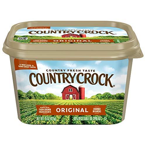 Country Crock Vegetable Oil Spread