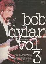 Bob Dylan the Great White Wonder Vol.3