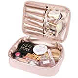 Mossio Portable Travel Makeup Beauty Bag Multifunction Cosmetic Organizer for Women Girls with Inner Pouch...