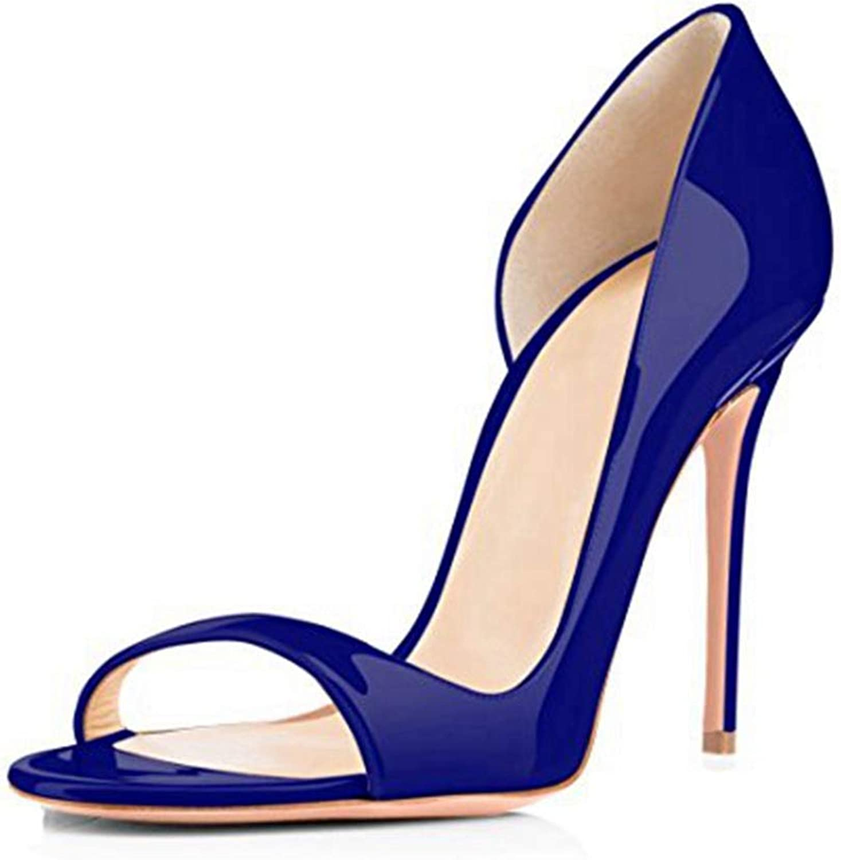 Sandales de luxe, talons de luxe, luxe, luxe, orteils, skor blåes, talons de luxe.  bästa mode