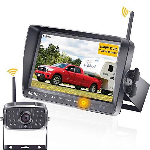 Amtifo Digital Wireless Backup Camera
