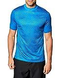 NIKE Gardien III Goalkeeper Jersey Shortsleeve Camiseta de árbitro, Hombre, Azul/Azul Claro/Azul Real, XX-Large