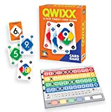 Qwixx Card Game - A Fast Family Card Game