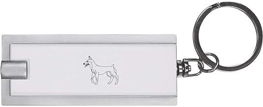 'Doberman' Keyring LED Torch (KT00012907)