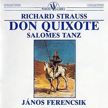 Strauss: Don Quixote - Salomes Tanz