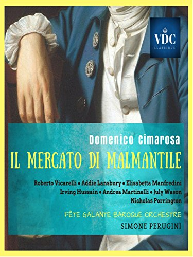 Il Mercato di Malmantile: Booklet (Italian Edition) eBook: Domenico Cimarosa, Simone Perugini (a cura di): Amazon.es: Tienda Kindle