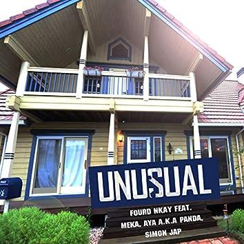UNUSUAL (feat. MEKA, FOURD, AYA A.K.A PANDA & SIMON JAP)