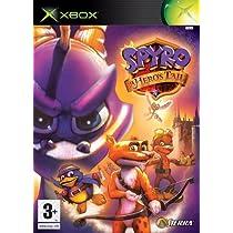 Spyro: A Hero's Tail (Xbox) by Sierra UK [並行輸入品]