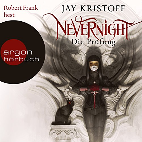 Die Prüfung (Nevernight 1) audiobook cover art