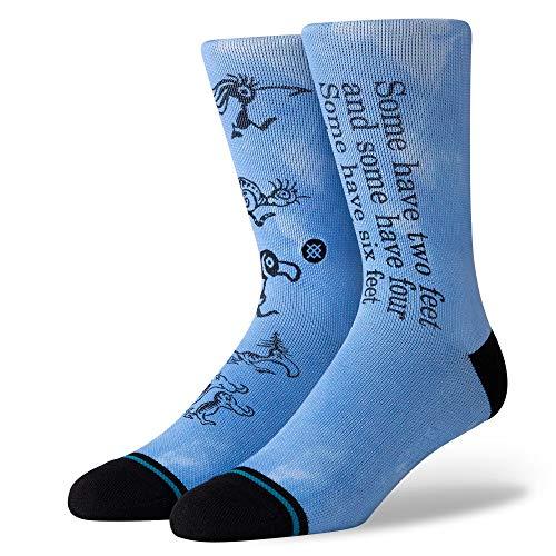 Stance Some Have Two Socken blau/schwarz, M EU - 6-8.5 US