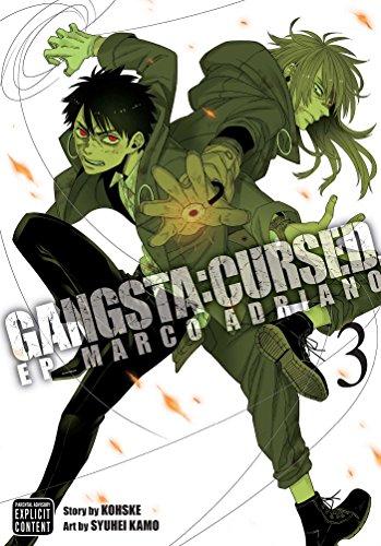 Gangsta: Cursed., Vol. 3, 3