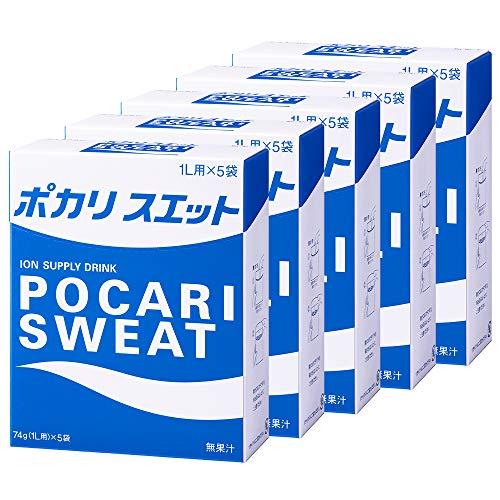 大塚製薬 ポカリスエット パウダー (74g)1L用×25袋