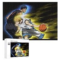 黒子のバスケ パズル300枚の木の初心者黒子のバスケパズル小学校のプレゼント中学校のパズルゲーム 大人の子供にはパズルが適用されます