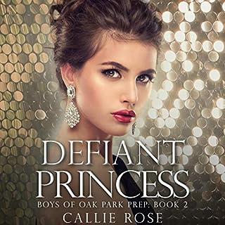 Defiant Princess cover art