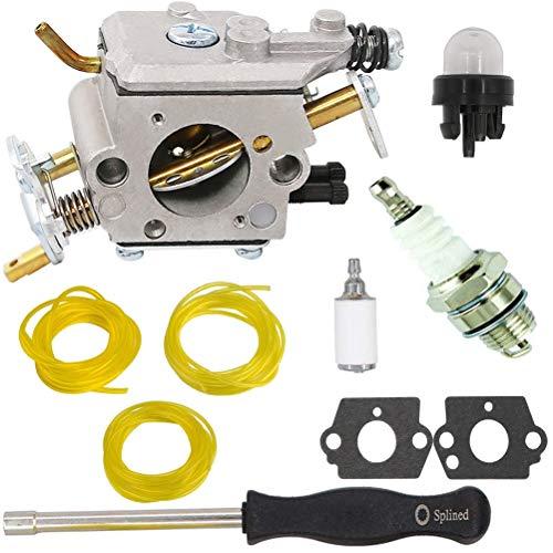 TOPEMAI PP5020AV Carburetor for Poulan PP5020 2 Stroke Gas Chainsaw 573952201 C1M-W47 Craftsman 358.350982