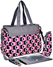 Insular Mother and Baby Waterproof Tote Bag, Multi Color