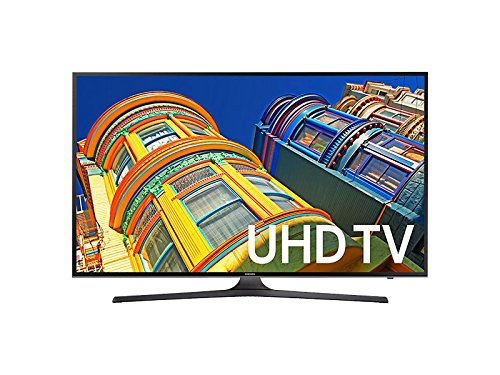 Samsung UN65KU6300 65-Inch 4K Ultra HD Smart LED TV (2016 Model)