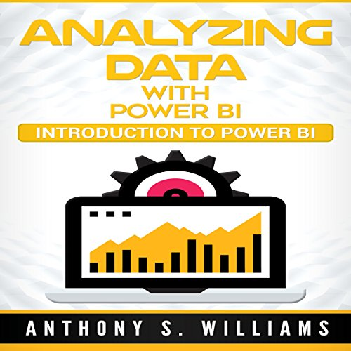 Analyzing Data with Power BI audiobook cover art