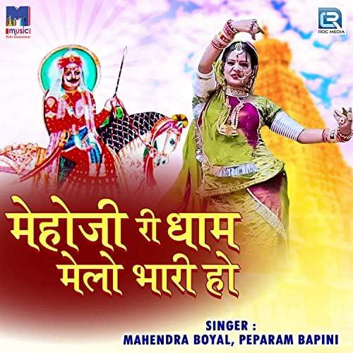 Mahendra Boyal & Peparam Bapini