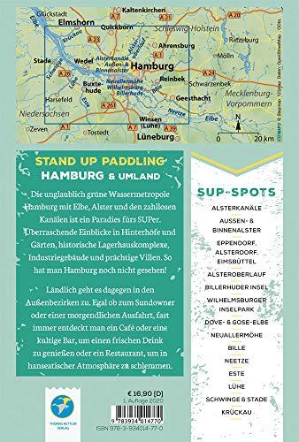 SUP-Guide Hamburg & Umland - 2