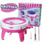 Máquina de tejer para niños tejedor de juguetes artesanales