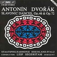 Slavonic Dances Op. 46 & 72 by ANTONIN DVORAK (1994-09-23)