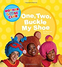 Mother Goose Club - Board Book - One, Two, Buckle My Shoe