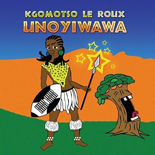 Kgomotso Le Roux
