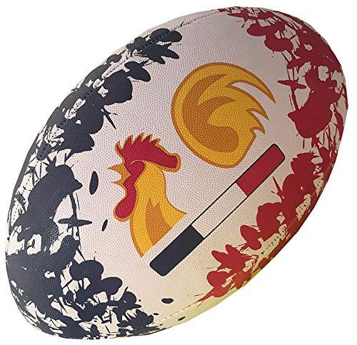 XV de France - Pallone da Rugby, Collezione Ufficiale FFR Federazione Francese di Rugby
